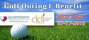 Golf Event Fund Raiser