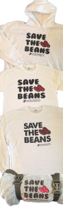 Save the beans swag