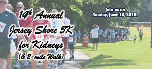 Jersey Shore 5K for Kidney Disease
